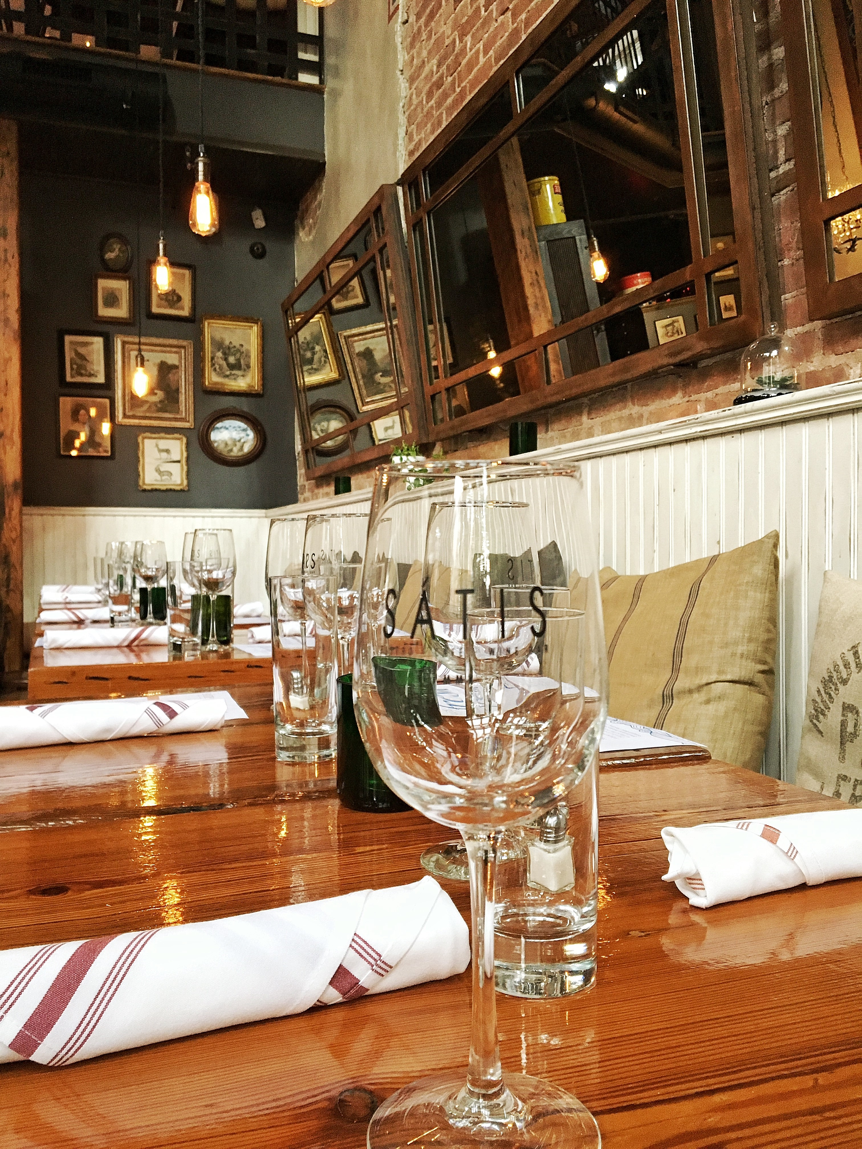 SATIS BISTRO: A JERSEY CITY MAINSTAY post
