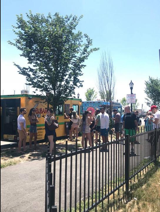 "VANTAGE IN DOWNTOWN JERSEY CITY HOSTS PUBLIC ""BLOCK FEST"" event"